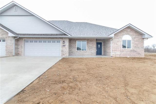 421 Janis Avenue, Pendleton, IN 46064 (MLS #21608298) :: The ORR Home Selling Team