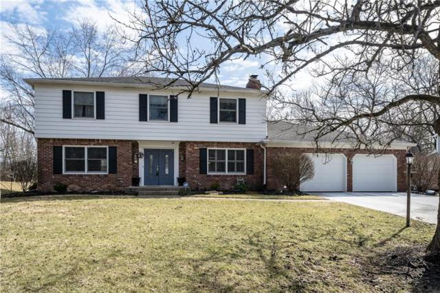 8919 Rexford Road, Indianapolis, IN 46260 (MLS #21626299) :: Mike Price Realty Team - RE/MAX Centerstone