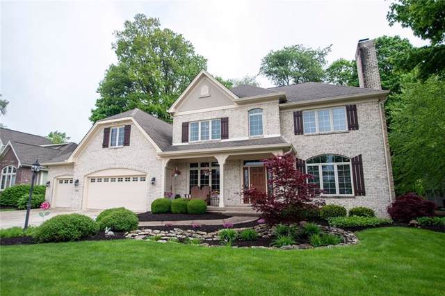 740 Pebble Brook Place, Noblesville, IN 46062 (MLS #21629745) :: Your Journey Team