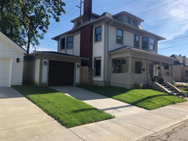 412 E 21st Street, Indianapolis, IN 46202 (MLS #21636392) :: AR/haus Group Realty