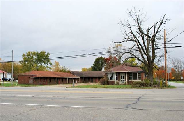 3510 W Us Highway 40, Greenfield, IN 46140 (MLS #21637906) :: AR/haus Group Realty