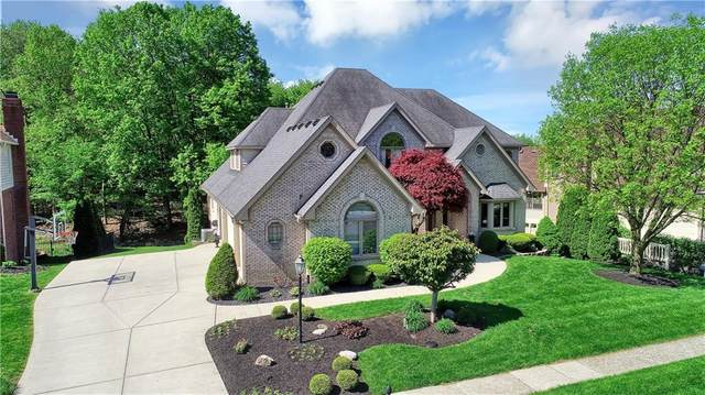 5831 Beisinger Place, Indianapolis, IN 46237 (MLS #21638959) :: Richwine Elite Group