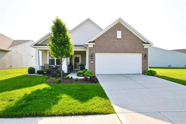 13435 Mosel Court, Fishers, IN 46037 (MLS #21643074) :: AR/haus Group Realty