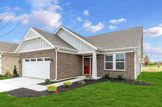 5835 Mill Haven Way, Noblesville, IN 46062 (MLS #21646865) :: The Evelo Team