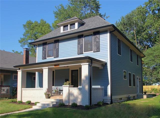 4059 N Park Avenue, Indianapolis, IN 46205 (MLS #21647143) :: Mike Price Realty Team - RE/MAX Centerstone