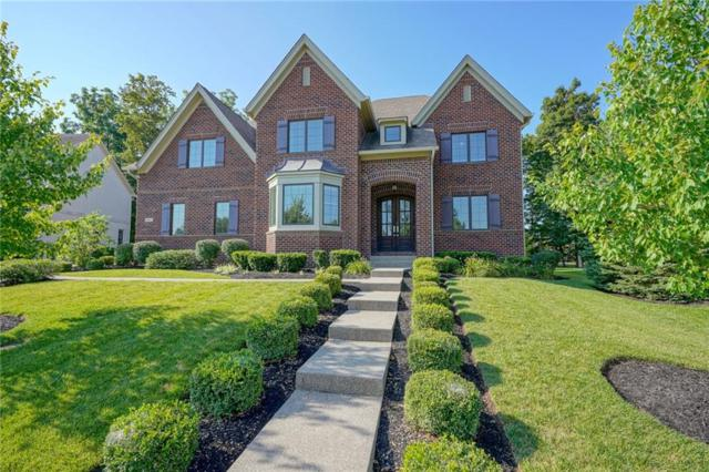 10812 Harbor Bay Drive, Fishers, IN 46040 (MLS #21659039) :: Richwine Elite Group