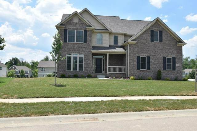 7037 Pinnacle Drive, Columbus, IN 47201 (MLS #21675270) :: Mike Price Realty Team - RE/MAX Centerstone
