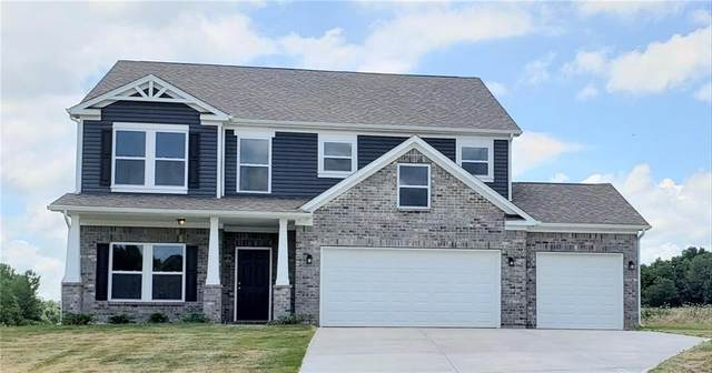205 Lilly Lane, Batesville, IN 47006 (MLS #21687432) :: Richwine Elite Group