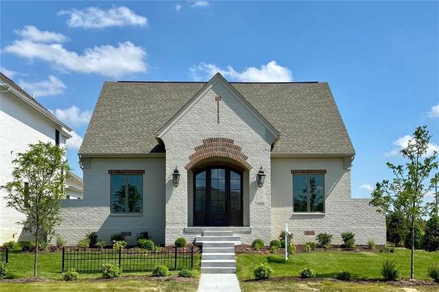 1409 Andante Way, Westfield, IN 46074 (MLS #21690095) :: The Evelo Team