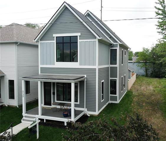 2135 N New Jersey Street, Indianapolis, IN 46202 (MLS #21695433) :: AR/haus Group Realty