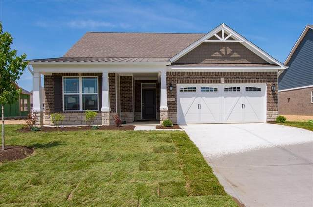 256 Caplinger Place, Greenwood, IN 46143 (MLS #21696635) :: Anthony Robinson & AMR Real Estate Group LLC