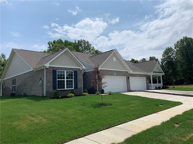 6303 Stallion Way, Indianapolis, IN 46260 (MLS #21700011) :: Mike Price Realty Team - RE/MAX Centerstone