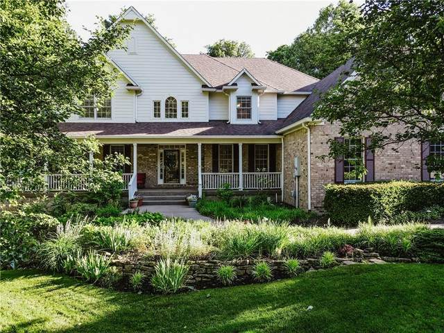 14503 Stephanie Street, Carmel, IN 46033 (MLS #21703364) :: Mike Price Realty Team - RE/MAX Centerstone