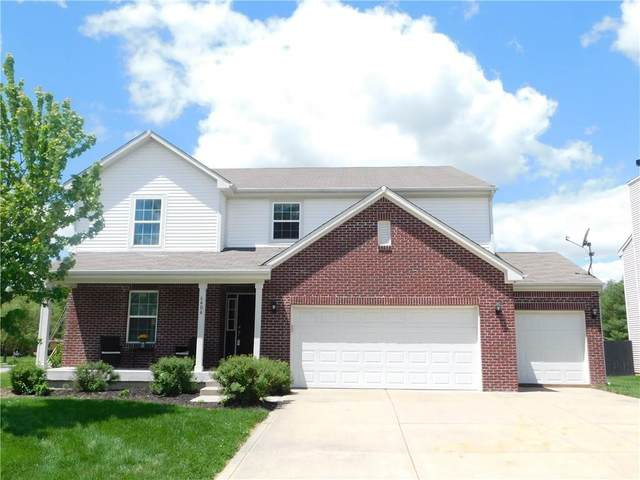 6404 Finch Drive, Indianapolis, IN 46236 (MLS #21707684) :: Anthony Robinson & AMR Real Estate Group LLC