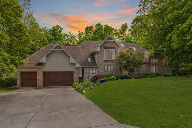 10919 Running Tide Court, Indianapolis, IN 46236 (MLS #21712227) :: Richwine Elite Group