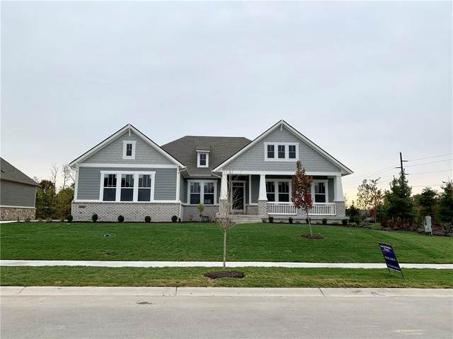 3329 Pace Drive, Westfield, IN 46074 (MLS #21718275) :: Richwine Elite Group