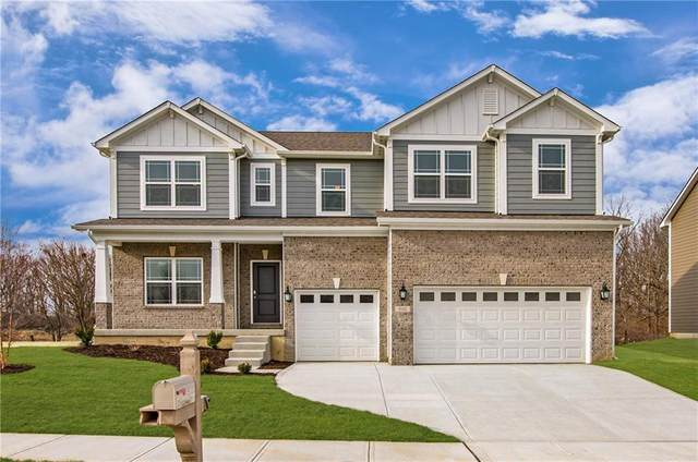5132 Cheever Circle, Indianapolis, IN 46239 (MLS #21721460) :: Realty ONE Group Dream