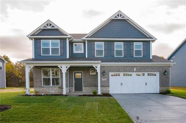 9219 Foudray Circle N, Avon, IN 46123 (MLS #21725061) :: Heard Real Estate Team | eXp Realty, LLC