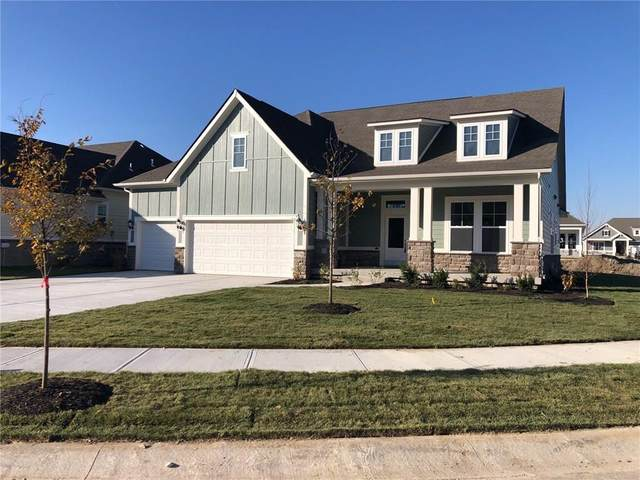 13736 Soundview Place, Carmel, IN 46032 (MLS #21728185) :: Anthony Robinson & AMR Real Estate Group LLC
