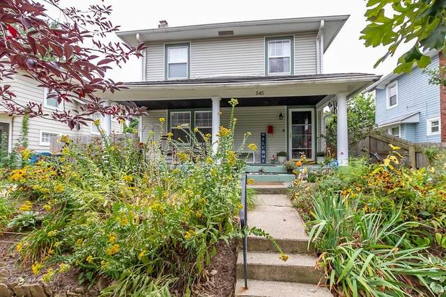 545 E 42nd Street, Indianapolis, IN 46205 (MLS #21738361) :: The Evelo Team