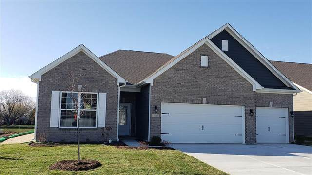 7168 Wooden Grange Drive, Indianapolis, IN 46259 (MLS #21738785) :: The Evelo Team