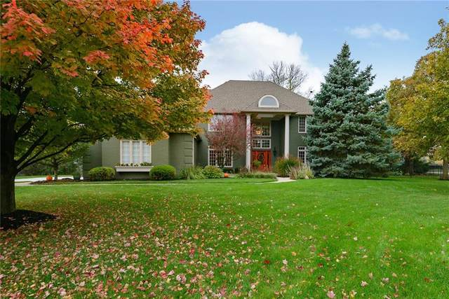 13896 Berenger Lane, Carmel, IN 46032 (MLS #21740049) :: Heard Real Estate Team | eXp Realty, LLC