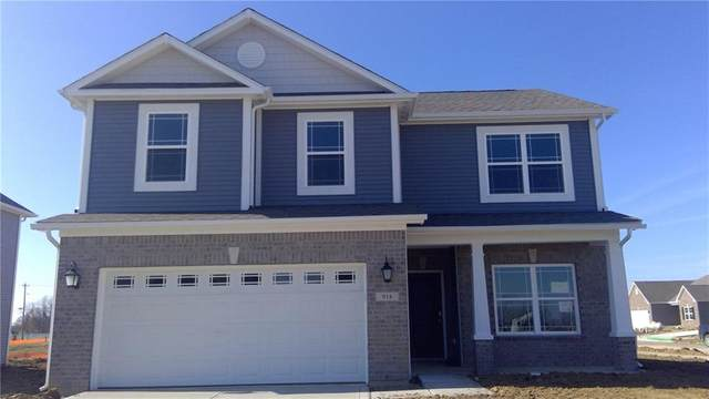 914 Carson Lane, Greenfield, IN 46140 (MLS #21743177) :: Realty ONE Group Dream