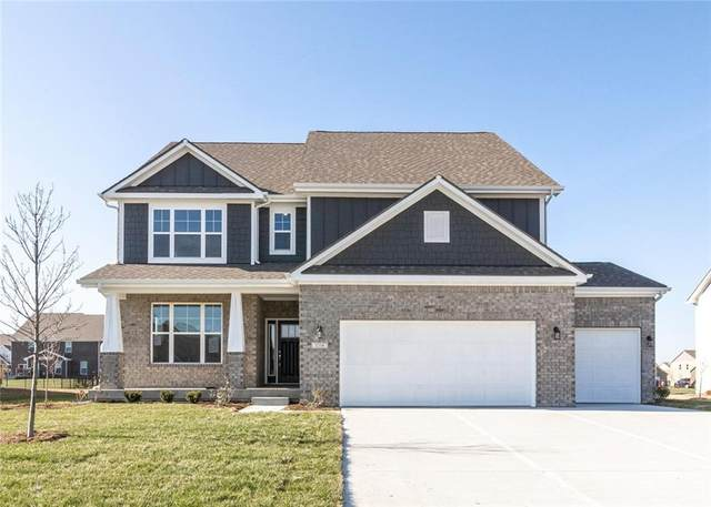 5234 Wyndale Drive, Bargersville, IN 46106 (MLS #21746767) :: Realty ONE Group Dream