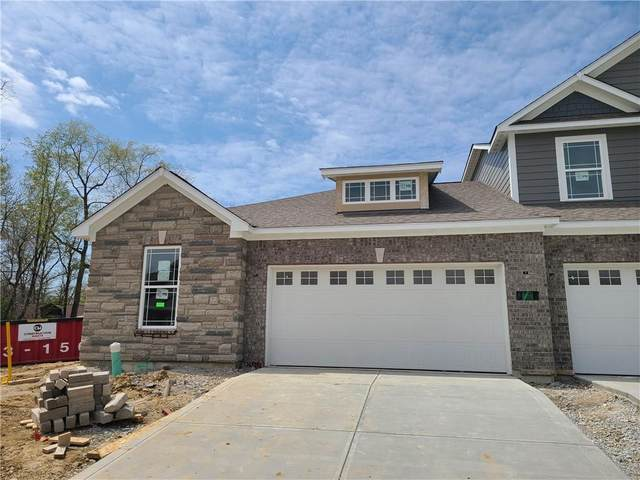 14438 Stunner Pass Drive, Fishers, IN 46038 (MLS #21755839) :: Pennington Realty Team