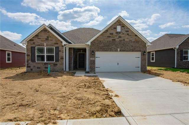 7326 Wooden Grange Drive, Indianapolis, IN 46259 (MLS #21760200) :: RE/MAX Legacy