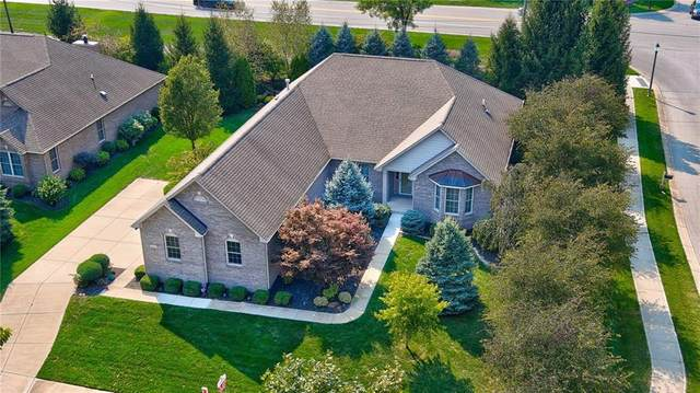 9570 N Spice Bush Court, Mccordsville, IN 46055 (MLS #21794234) :: Mike Price Realty Team - RE/MAX Centerstone