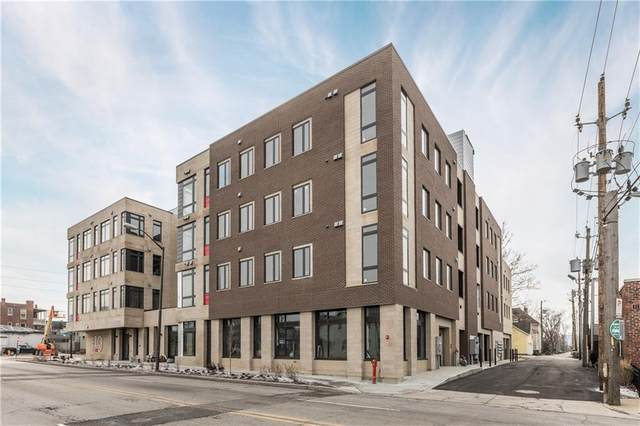 319 E 16th Street #206, Indianapolis, IN 46202 (MLS #21467826) :: The Evelo Team