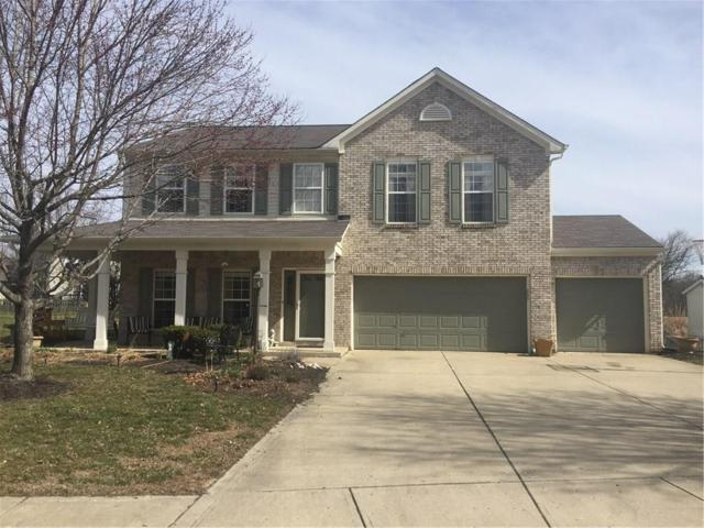 20506 Country Lake Boulevard, Noblesville, IN 46062 (MLS #21544976) :: The ORR Home Selling Team