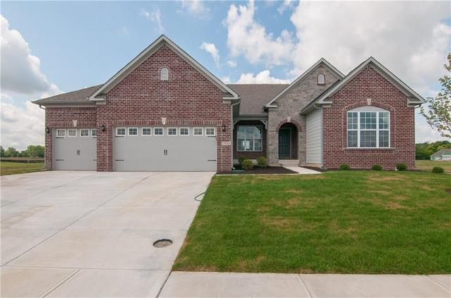 19281 Scofield Ridge Boulevard, Westfield, IN 46062 (MLS #21564921) :: The ORR Home Selling Team