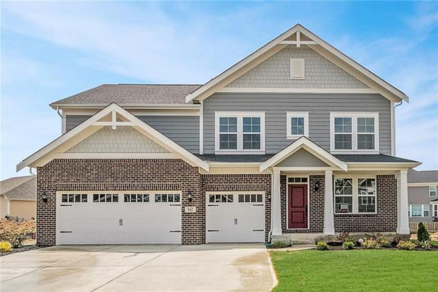942 Miller Court, Greenfield, IN 46140 (MLS #21564955) :: Mike Price Realty Team - RE/MAX Centerstone