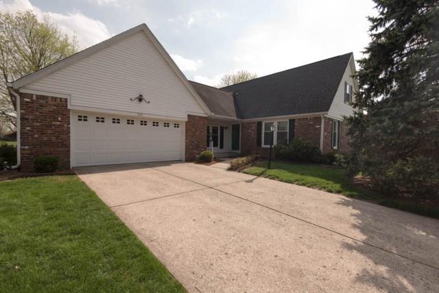 533 S Oakwood Drive, Greenwood, IN 46142 (MLS #21566828) :: FC Tucker Company