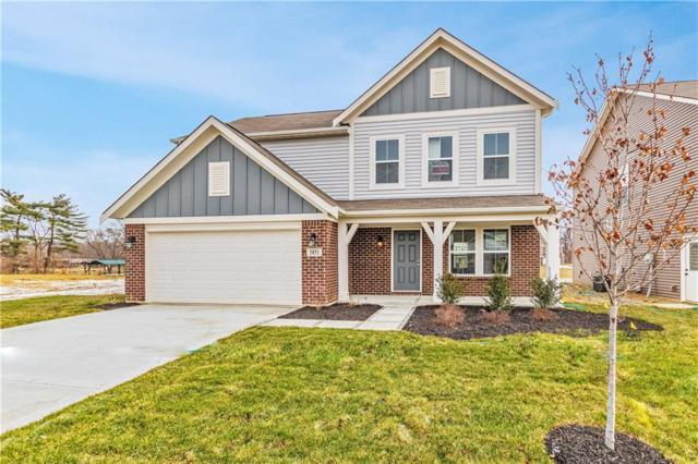 5051 Arling Court, Indianapolis, IN 46237 (MLS #21583128) :: The ORR Home Selling Team