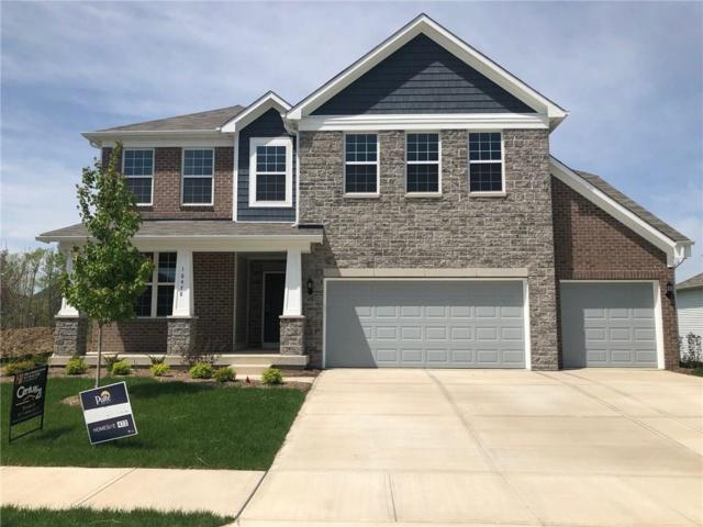 16478 Connolly Drive, Westfield, IN 46074 (MLS #21586596) :: The Evelo Team