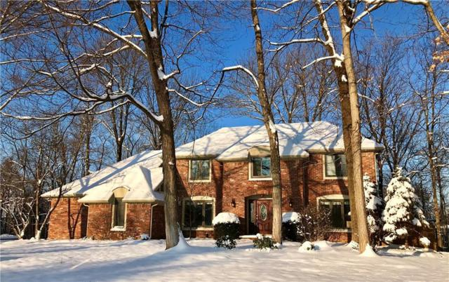 8410 Catamaran Drive, Indianapolis, IN 46236 (MLS #21604741) :: Mike Price Realty Team - RE/MAX Centerstone