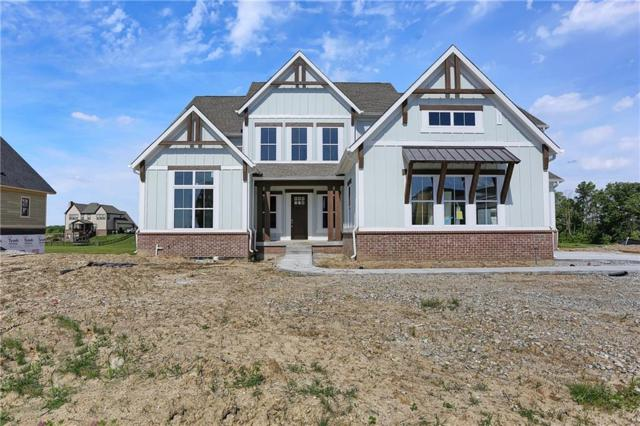 18530 Cross Lakes Court, Westfield, IN 46074 (MLS #21609444) :: The Evelo Team