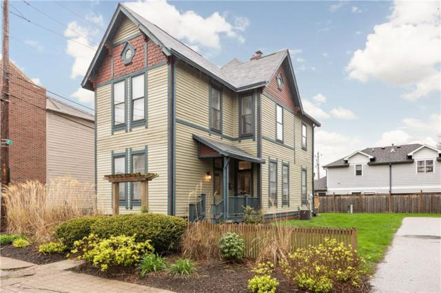 316 E 10th Street, Indianapolis, IN 46202 (MLS #21622302) :: The Indy Property Source