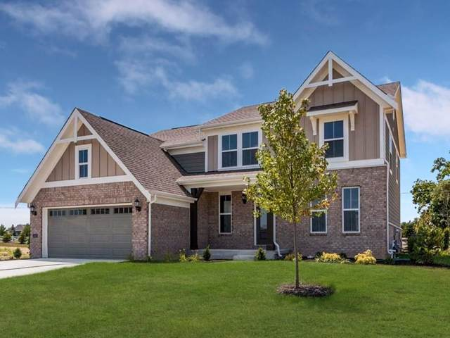 3542 Snowdon Drive, Westfield, IN 46074 (MLS #21625931) :: Mike Price Realty Team - RE/MAX Centerstone