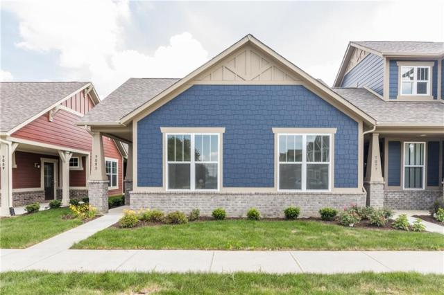 7083 Antiquity Drive, Carmel, IN 46033 (MLS #21643573) :: AR/haus Group Realty
