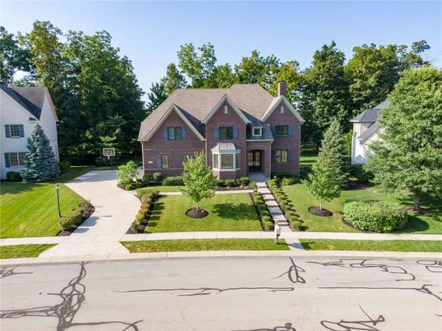 10812 Harbor Bay Drive, Fishers, IN 46040 (MLS #21659039) :: Your Journey Team