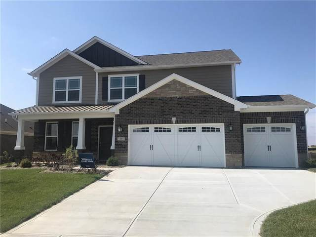 50 Sedona Drive, Bargersville, IN 46106 (MLS #21690723) :: Heard Real Estate Team | eXp Realty, LLC