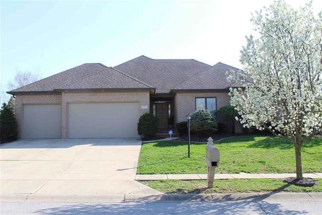 7148 Franklin Parke Boulevard, Indianapolis, IN 46259 (MLS #21700417) :: David Brenton's Team
