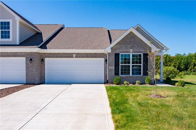 6330 Filly Circle, Indianapolis, IN 46260 (MLS #21702922) :: Anthony Robinson & AMR Real Estate Group LLC