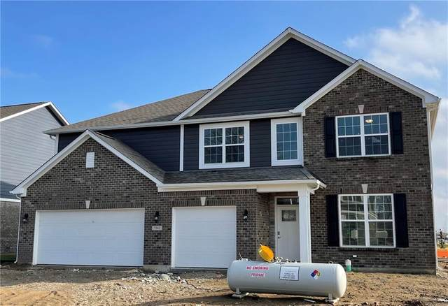 7362 Farlin Drive, Whitestown, IN 46075 (MLS #21730232) :: Realty ONE Group Dream