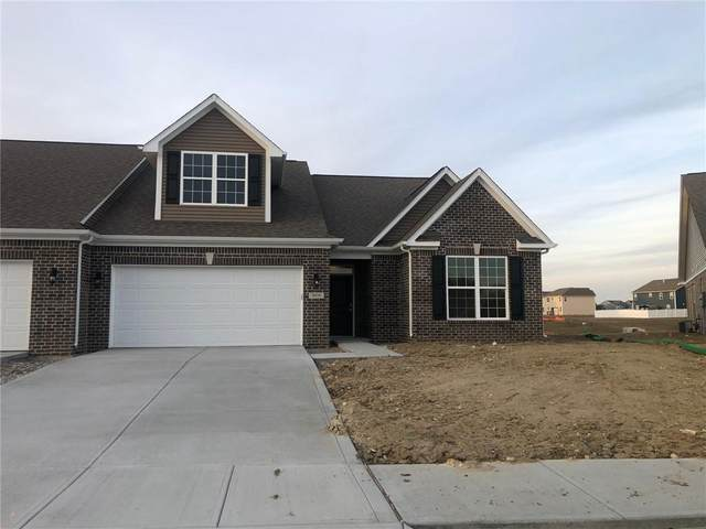 9074 Hedley Way E, Avon, IN 46123 (MLS #21743738) :: The Evelo Team