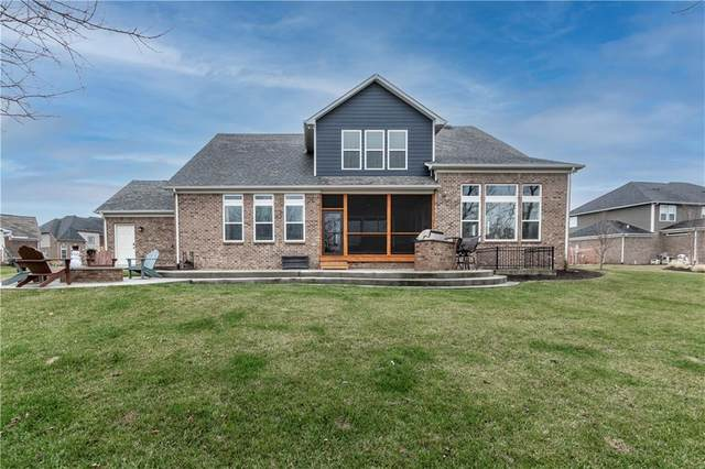 15648 Roca Court, Fishers, IN 46040 (MLS #21758525) :: Mike Price Realty Team - RE/MAX Centerstone